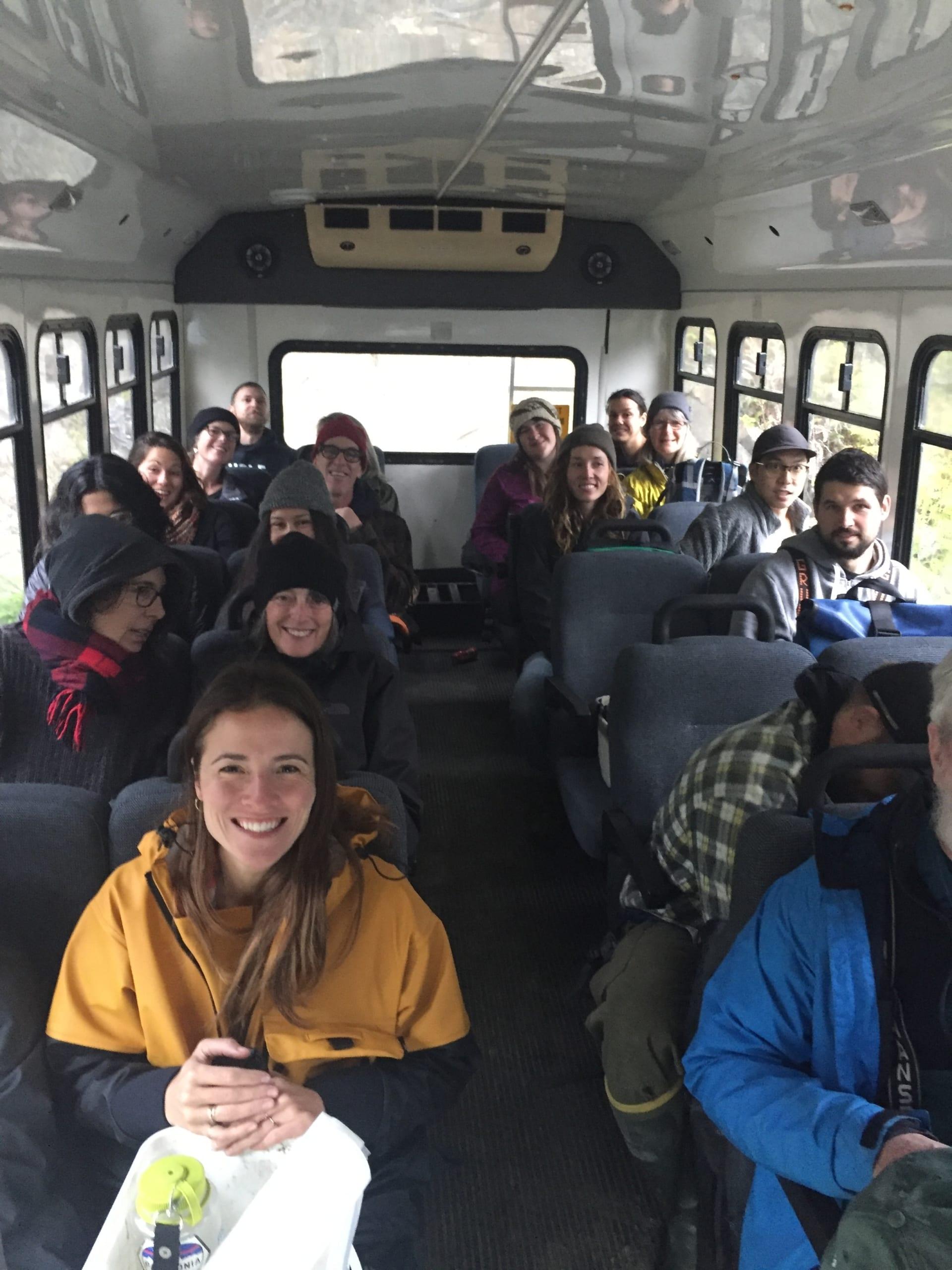 Raincoast Bus